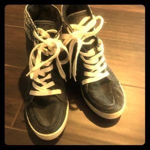 "Rosy ""Alexa"" wedge sneakers"